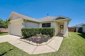Houston Home at 15806 Parmley Creek Court Cypress , TX , 77429-4448 For Sale