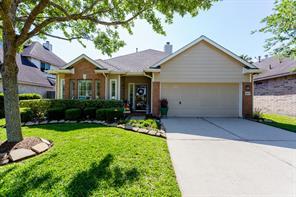 Houston Home at 1607 Pebble Banks Lane Seabrook , TX , 77586-4155 For Sale