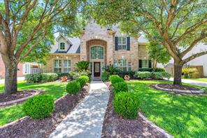 Houston Home at 5707 Brennan Ridge Lane Katy , TX , 77450-5631 For Sale