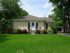 Houston Home at 3503 Rosedale Street Houston , TX , 77004-6405 For Sale