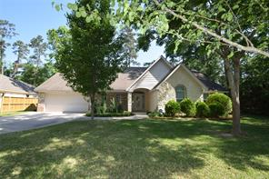 Houston Home at 7414 Oak Bluff Dr Magnolia , TX , 77354-5798 For Sale