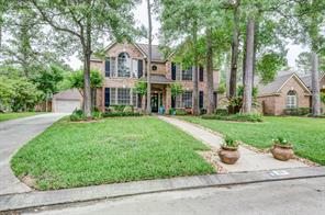 Houston Home at 26 Brookline Court The Woodlands , TX , 77381-3823 For Sale