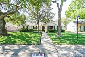 Houston Home at 10015 Overbrook Lane Houston                           , TX                           , 77042-3103 For Sale