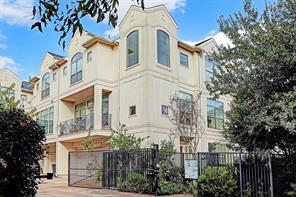 Houston Home at 1604 Norfolk Street Houston , TX , 77006-5229 For Sale