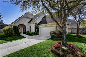 Houston Home at 3211 Lakeside Trail Houston , TX , 77077-1685 For Sale