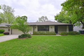 Houston Home at 3102 Linkwood Drive Houston , TX , 77025-3816 For Sale