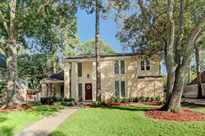 Houston Home at 12027 Riverview Drive Houston , TX , 77077-3035 For Sale