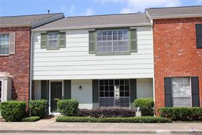 Houston Home at 12647 Rip Van Winkle Drive 25 Houston , TX , 77024-4876 For Sale