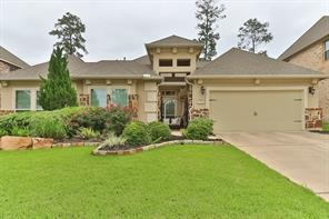 Houston Home at 6 Caprice Bend Place Tomball , TX , 77375-4984 For Sale