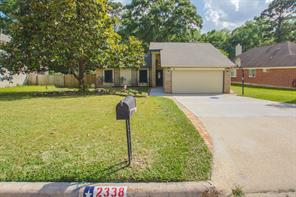 Houston Home at 2338 Rambling Brook Drive Spring , TX , 77373-6442 For Sale