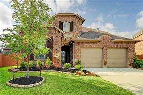 Houston Home at 3814 Running Fox Lane Spring , TX , 77386-4418 For Sale