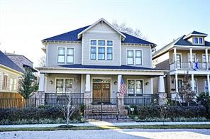 Houston Home at 409 Cortlandt Street Houston , TX , 77007-2631 For Sale