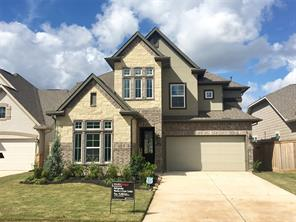 Houston Home at 1827 Mamie Springs Court Richmond , TX , 77469 For Sale