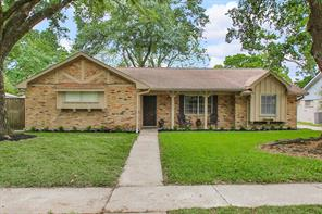 Houston Home at 10806 Rampart Street Houston , TX , 77096-6015 For Sale