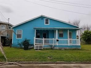 Houston Home at 1115 11th Street Galveston , TX , 77550-6144 For Sale