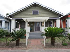 Houston Home at 1609 Avenue O Galveston , TX , 77550-8142 For Sale