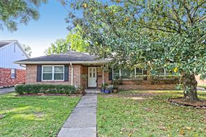 Houston Home at 3535 Durhill Street Houston , TX , 77025-4105 For Sale