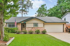 Houston Home at 3234 Sycamore Springs Drive Kingwood , TX , 77339-1353 For Sale
