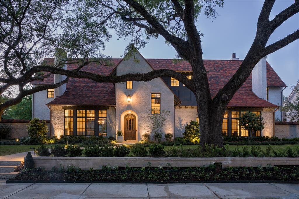 "The essence of classic English architecture in the heart of River Oaks, 2520 Del Monte Drive is a true work of art by Jennifer Hamelet of Mirador Builders. From the reclaimed Ludowici terra cotta tile roof, to the hand-slurried brick exterior, every detail has been carefully planned. Thoughtfully designed interiors have the feel of ""Old River Oaks"" but updated with a fresh new twist."