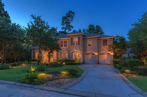 Houston Home at 34 E Majestic Woods Place The Woodlands , TX , 77382-2628 For Sale