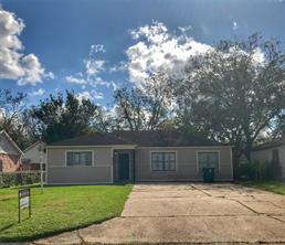 Houston Home at 4930 Paradise Lane Houston , TX , 77048-1032 For Sale