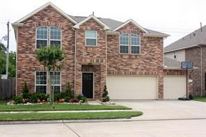 Houston Home at 2017 Troon Drive La Porte , TX , 77571-1501 For Sale
