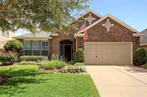 Houston Home at 2810 Bay Springs View Court Richmond , TX , 77406 For Sale