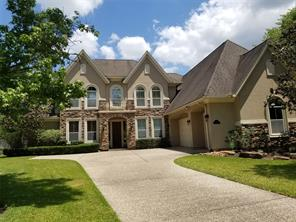 Houston Home at 18 Silver Maple Place The Woodlands , TX , 77382-2662 For Sale