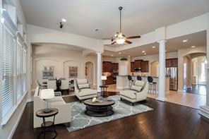 Houston Home at 8302 Autumn Stone Drive Richmond , TX , 77406-4313 For Sale