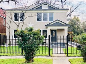 Houston Home at 2514 Truxillo Street Houston , TX , 77004-4370 For Sale