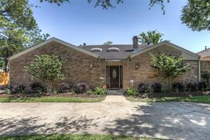 Houston Home at 11507 Lakeside Place Drive Houston , TX , 77077-3238 For Sale