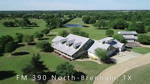 Houston Home at 3909 Fm 390 N Highway Brenham , TX , 77833-0396 For Sale