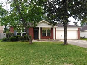 Houston Home at 515 Aweigh Drive Crosby , TX , 77532-4413 For Sale
