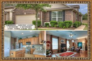 Houston Home at 7317 Commons Walk Lane Humble , TX , 77396-4394 For Sale