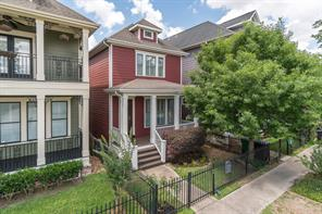 Houston Home at 813 W 22nd Street Houston , TX , 77008-1729 For Sale