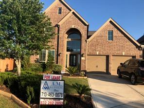 Houston Home at 17103 Kildonan Court Richmond , TX , 77407-1731 For Sale