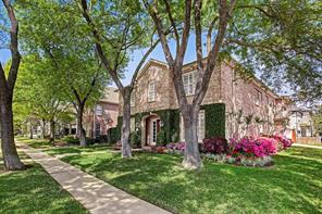 Houston Home at 2804 Tangley Road West University Place , TX , 77005-2352 For Sale