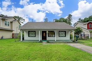 Houston Home at 1047 Lamonte Lane Houston , TX , 77018-4318 For Sale