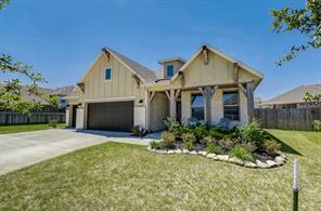 Houston Home at 214 Mills Creek Court Rosenberg , TX , 77469-2291 For Sale