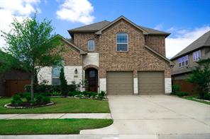 Houston Home at 17011 Mulben Court Richmond , TX , 77407-1848 For Sale