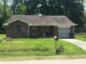 Houston Home at 2317 Hampton Street Houston , TX , 77088-4609 For Sale