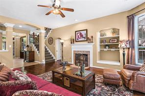 Houston Home at 86 Bluff Creek Circle The Woodlands , TX , 77382-5772 For Sale