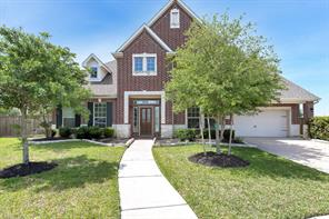 Houston Home at 24122 Venetian Drive Richmond , TX , 77406-4588 For Sale