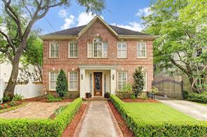 Houston Home at 3803 Marlowe Street West University Place , TX , 77005-2043 For Sale