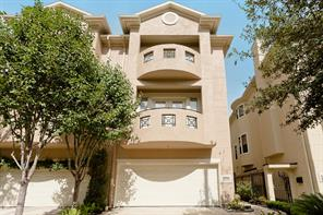 Houston Home at 4262 Childress Street B Houston , TX , 77005-1014 For Sale