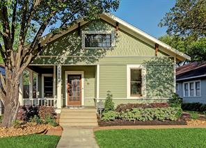 Houston Home at 1222 Columbia Street Houston , TX , 77008-7012 For Sale
