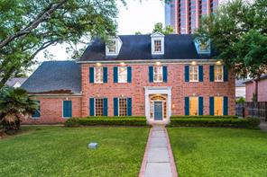Houston Home at 5531 Cedar Creek Drive Houston , TX , 77056-2307 For Sale