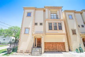 Houston Home at 5701 Kiam Street A Houston , TX , 77007-1141 For Sale