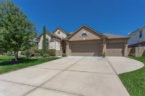 Houston Home at 3619 Bluebonnet Trace Drive Spring , TX , 77386-3913 For Sale