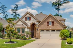 Houston Home at 42 Caprice Bend Place Tomball , TX , 77375-4984 For Sale